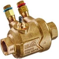 Клапан зональный регулирующий двухходовой C2..QPT- с измерительными портами с постоянным расходом, Belimo, Ду15, 25 бар C215QPT-D