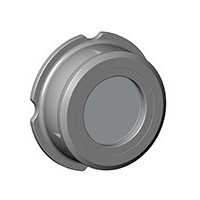 Клапан обратный осевой, межфланцевый, PN40, DN20, нержавеющая сталь 316 CA6460-0020