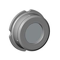 Клапан обратный осевой, межфланцевый, PN40, DN100, нержавеющая сталь 316 CA6460-0100