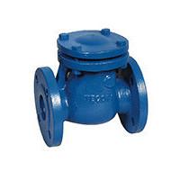 Клапан обратный чугун поворотный CB3240PN16 Ду 200 Ру16 Тмакс=150 оС фл тарелка чугун TecofiCB3240PN16-0200