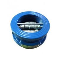 Клапан обратный чугун 2/створ CB3449 Ду 80 Ру16 Тмакс=110 оС межфл створки нерж TecofiCB3449-EPA0080