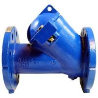 Клапан обратный чугун шаровой CBL4240 Ду 450 Ру10 Тмакс=80 оС фл шар сталь с самоочищающимся шаром TecofiCBL4240-0450
