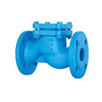Обратный клапан фланцевый подъемный, чугунный, CS3240, Tecofi, Ду125 CS3240-0125