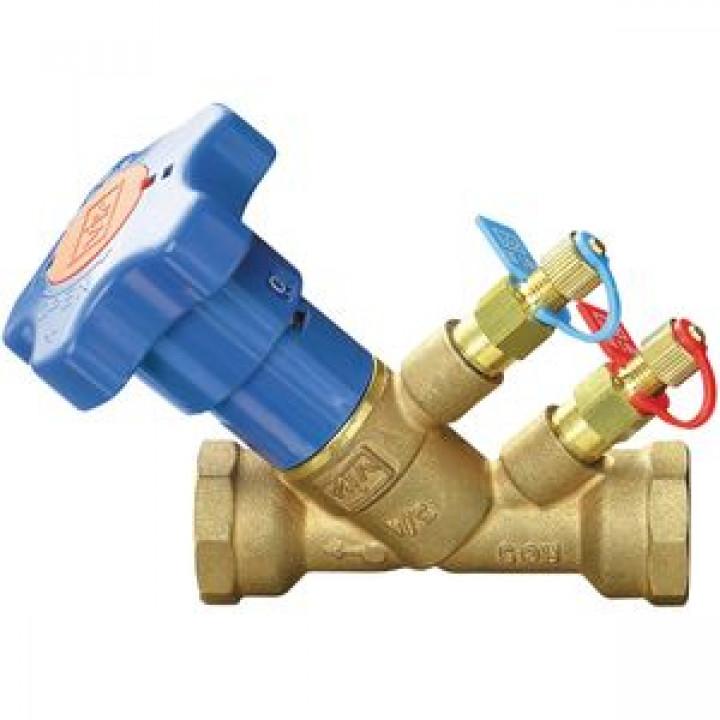 Балансировочный клапан серии р/р VIR9505, АДЛ, Ду40 DN01B116947