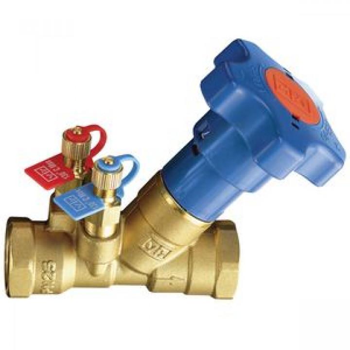 Балансировочный клапан серии р/р VIR9515, АДЛ, Ду50 DN01C116957