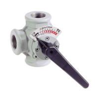 Клапан трехходовой смесительный DR-GMLA, Honeywell, 6 бар DR20GMLA