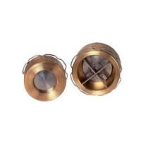 Клапан обратный бронза осевой VYC172-01 Ду 125 Ру16 Тмакс=250 оС межфл диск нерж ADLDS01A5516