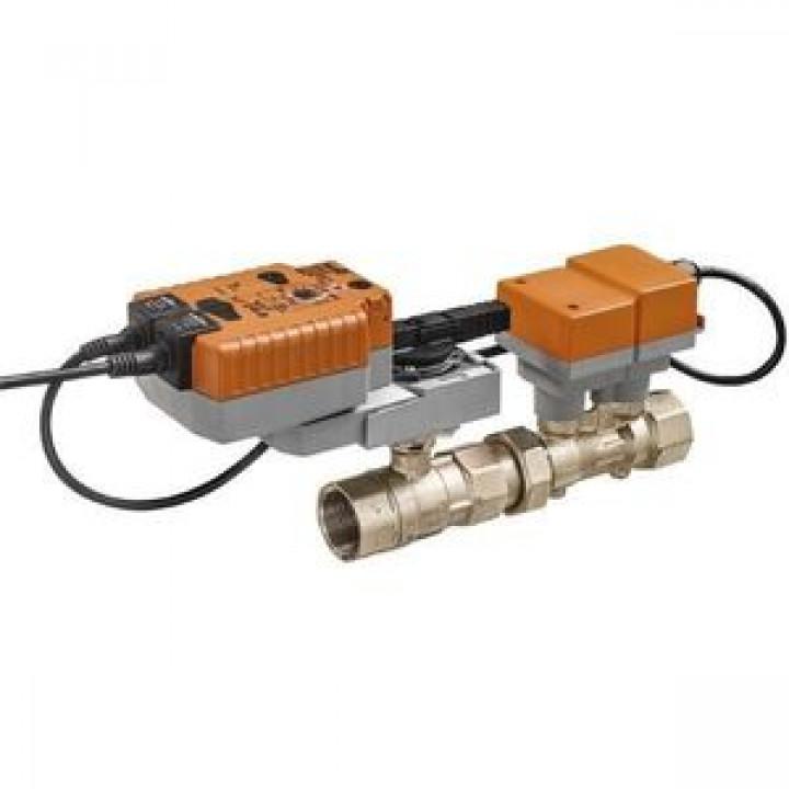 Автоматический балансировочный клапан р/р EP..R+MP c функцией регулирования, Belimo, Ду15 EP015R+KMP