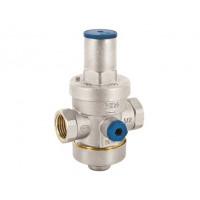Редуктор давления, поршневой, 1, В, давление на выходе, бар-1-5,5, c компенсационной камерой EPR02.1010