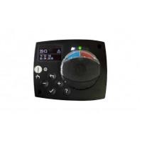 Сервопривод-контроллер, 220 В, 6 Нм, 120 сек, с накладным датчиком температуры для поддержания постоянной температуры подающей линии ESV230