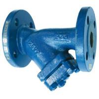 Фильтр сетчатый Y-образный сталь Ду 32 Ру25 Тмакс=400 oC фл F5240 TecofiF5240-0032