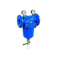Фильтр сетчатый T-образный чугун Ду 100 Ру16 Тмакс=40 oC фл F78TS-100FA с обратной промывкой HoneywellF76S-100FA