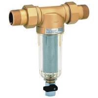 Фильтр сетчатый T-образный пластик Ду 15 Ру16 Тмакс=40 oC G1/2 НР FF06 HoneywellFF06-1/2AA