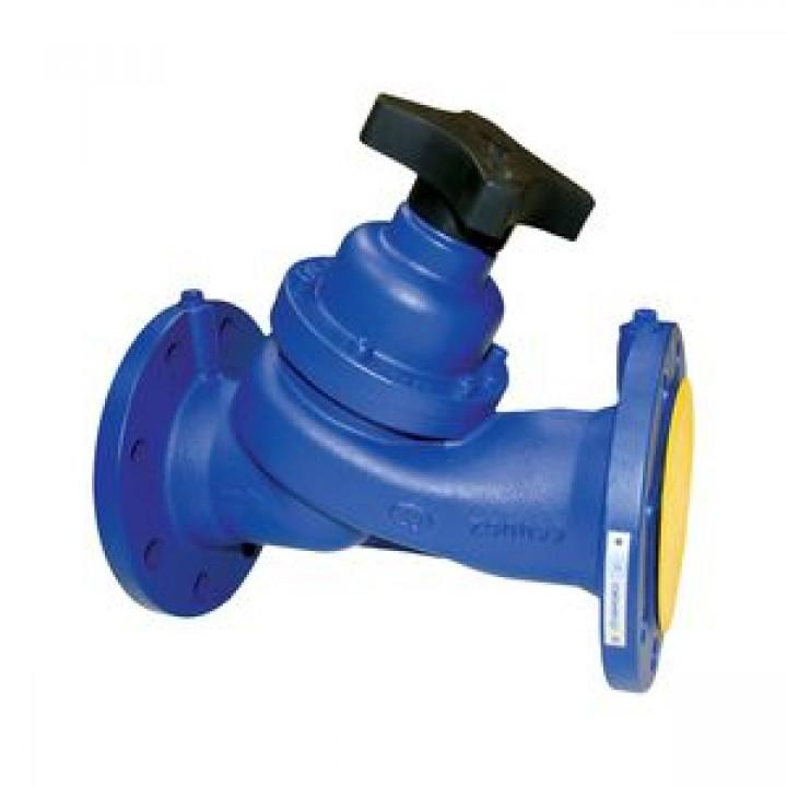 Балансировочный клапан ф/ф серии КБЧ, Гранбаланс, Ду100 FH01A136752