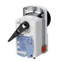 Электропривод поворотный GDB..9E без функции пружинного возврата, Siemens GDB331.9E