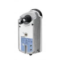 Электропривод поворотный GMA..9E с функцией пружинного возврата, Siemens GMA121.9E