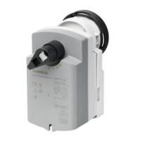 Электропривод поворотный с функцией пружинного возврата GQD..9A, Siemens GQD161.9A