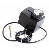 Электропривод M6063 для трехходовых поворотных клапанов, Honeywell M6063L1009