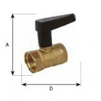 Клапан балансировочный NexusValve Fluctus DRV DN20S Kvs 4,81 MN80597.444