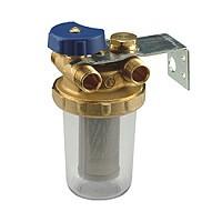 Фильтр колбовый с обратным клапаном 3/8мм N1UY001