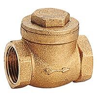 Обратный мембранный клапан с неопреновым седлом, нехромированный, 4 N5Y011