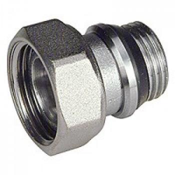 Отвод 3/8, с уплотнительным кольцом и накидной гайкой P15TGX002