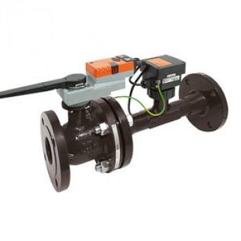 Автоматический балансировочный клапан ф/ф P6..W..E-MP c функцией регулирования, Belimo, Ду100 P6100W2000E-KMP