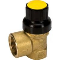 Клапан предохранительный R140C-1 для водоснабжения, Giacomini R140CY010