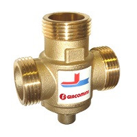 Термостатический смесительный клапан R157A, антиконденсационный, Giacomini R157AY063