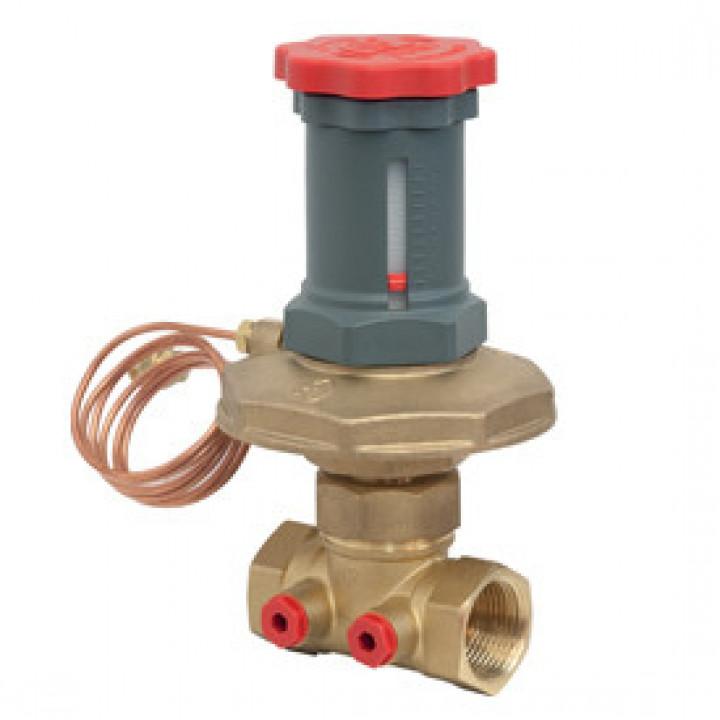 Балансировочный клапан р/р R206C-1, Giacomini, Ду25 R206CY105