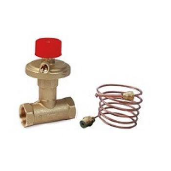 Балансировочный клапан р/р R206C-1, Giacomini, Ду15 R206CY203