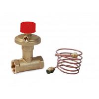 Балансировочный клапан р/р R206C-1, Giacomini, Ду25 R206CY205