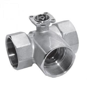 Клапан перекидной трехходовой R3..-S.., Belimo, 16 бар R3025-S2