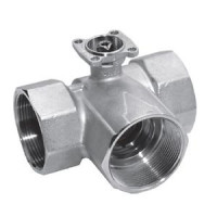 Клапан перекидной трехходовой R3..-S.., Belimo, 16 бар R3040-S3