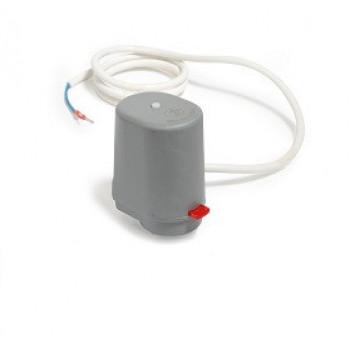 Головка электротермическая, 24 B нормально закрытая для термостатических клапанов и коллекторов R473X222