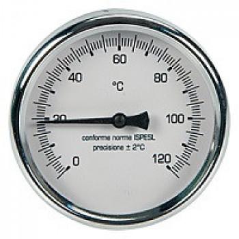 Термометр 0-120°C 1/2