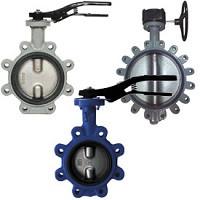 Дисковый поворотный затвор межфланцевый R59FL, Giacomini, Ду150 R59FLX015
