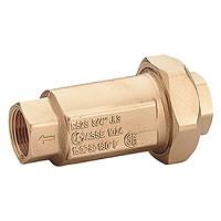 Клапан-предохранитель обратного течения, c двойным обратным вмонтированным клапаном, 3/4 R623Y004