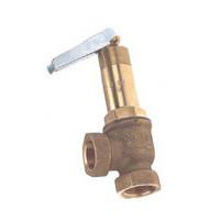 Клапан предохранительный, PN16, 2 ВР, латунь (ст.арт.SR2142-0050) SR1142-0050