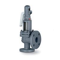 Клапан предохранительный, PN16, DN80,серый чугун SR3247-080125I