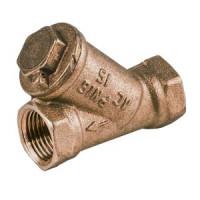 Фильтр сетчатый латунный резьбовой, Pro Aqua STY-F50-F50