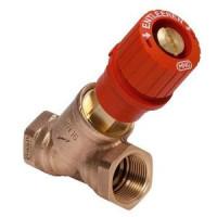 Балансировочный вспомогательный клапан р/р Kombi-3-plus RED (V5000), Honeywell, Ду15 V5000Y0015
