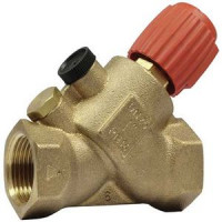 Запорно-измерительный клапан р/р Kombi-S (V5001S), Honeywell, Ду15 V5001SY2015