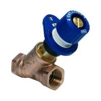 Балансировочный клапан р/р Kombi-3-plus BLUE (V5010), Honeywell, Ду10 V5010Y0010