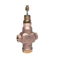 Клапан регулирующий двухходовый линейный V5011R, Honeywell, 16 бар V5011R1042