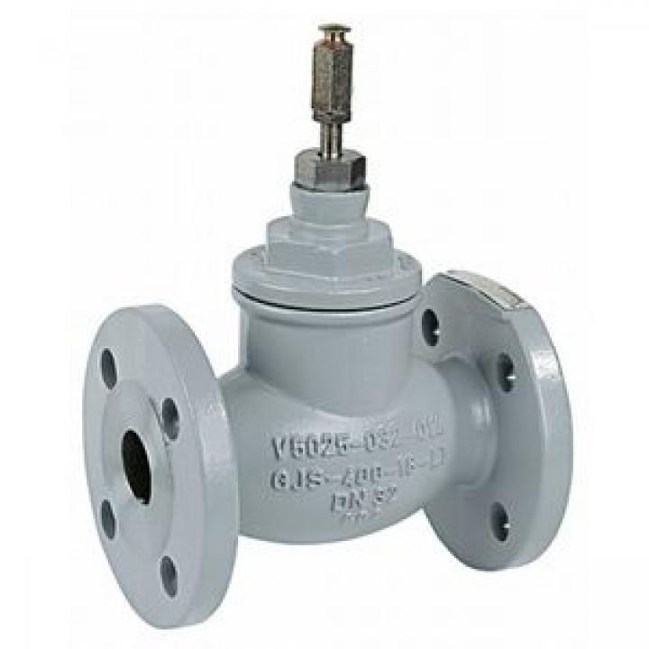 Клапан регулирующий двухходовый линейный V5016A, Honeywell, 16 бар V5016A1101
