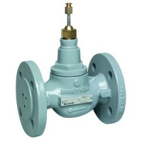 Клапан регулирующий двухходовый линейный V5328A, Honeywell, 16 бар V5328A1070