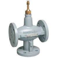 Клапан регулирующий трехходовый линейный V5329A, Honeywell, 16 бар V5329A1012