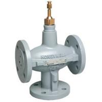 Клапан регулирующий трехходовый линейный V5329A, Honeywell, 16 бар V5329A1038
