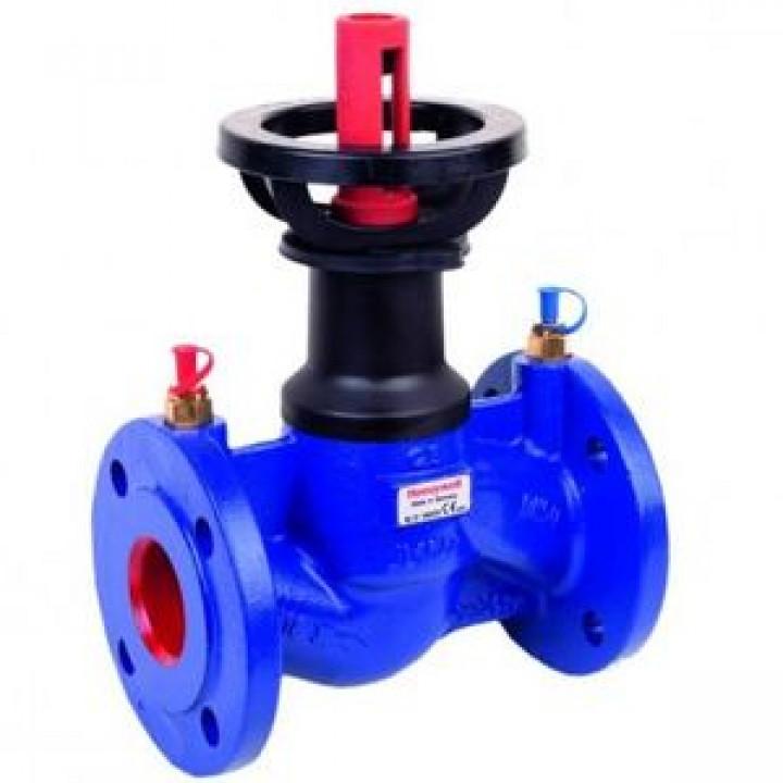 Балансировочный клапан ф/ф Kombi-F-II, Honeywell, Ду65 V6000D0065A